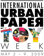 International Urban Paper Toy Week