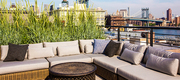 Outdoor landscapes new york city