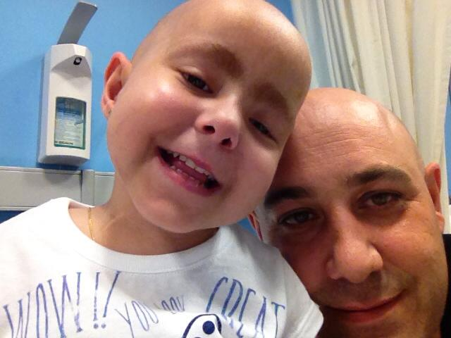 Carta a mi hija, derrotada por un cancer