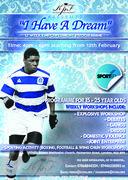 12 week sport & motivation workshops for 15-25 year olds.