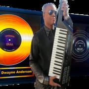 Entertainer Dwayne Anderson