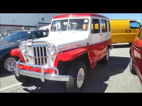 Check Out This 1959 Willys Station Wagon At the 2019 Spring Carlisle