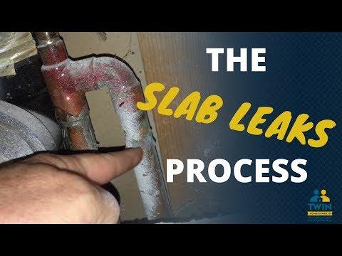 Slab Leak Repair San Marcos