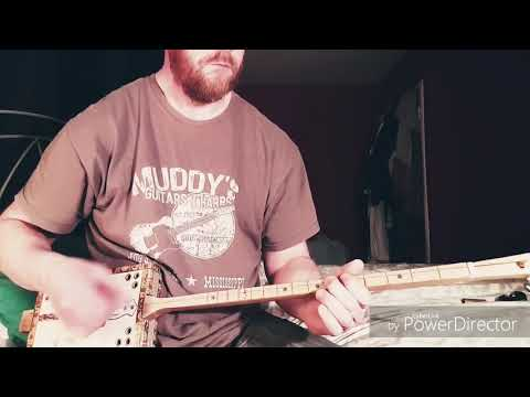 Ride The Lightning - Metallica - Diddley Bow Play Along