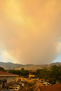 Four Mile Canyon fire.