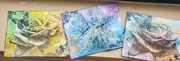 cocktail napkin cards