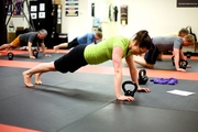 TRX / Kettle Bell and Personal Training with Trainer Vanacker