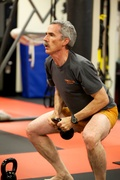 TRX and Kettle Bell Classes with Trainer Vanacker