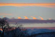 AMAZING KH Clouds over Boulder on 1/27/14