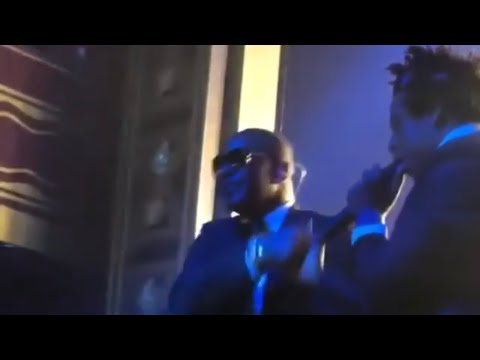 Jayz Finally Ends Beef With Cam'ron...Brings Cam and Jim Jones Out For B-Sides Concert #Jayz #Camron