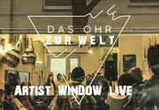 ARTIST WINDOW LIVE