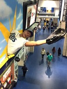 He Makes the Catch!!