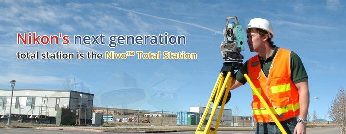 Nikon Total Stations