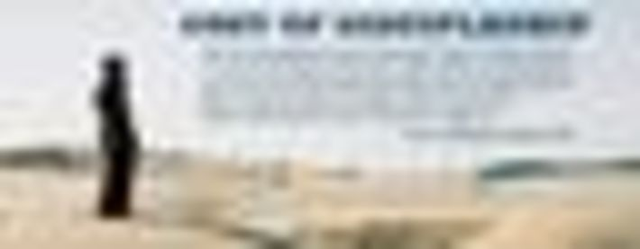 There is a cost to discipleship...