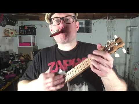 Cigar Box Ukulele: Demo