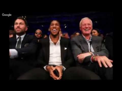 """BARRY HEARN """"SLAVE MASTER"""" COMMENTS PUT AJ UNDER PRESSURE IN USA??"""