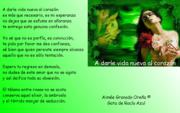 A darle Vida Nueva al Corazon_GotadeRocioAzul