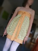 The Apron Dress