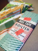 Cool bias tape from eons ago