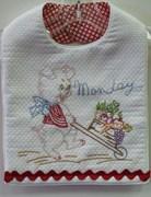 Handmade Bib