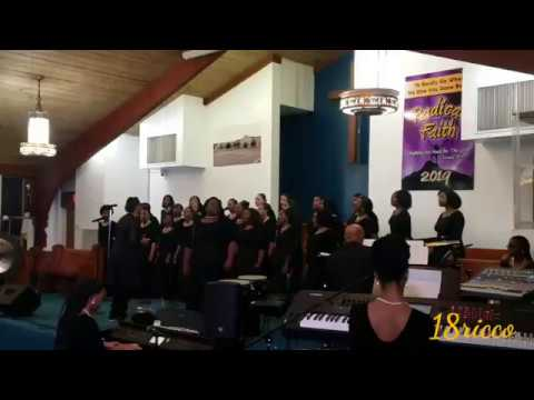 Ladies From Spelman College Glee Club