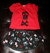 Snoopy Pirate outfit