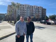 Son/Husband Last visit to Coronado Jan. 2019