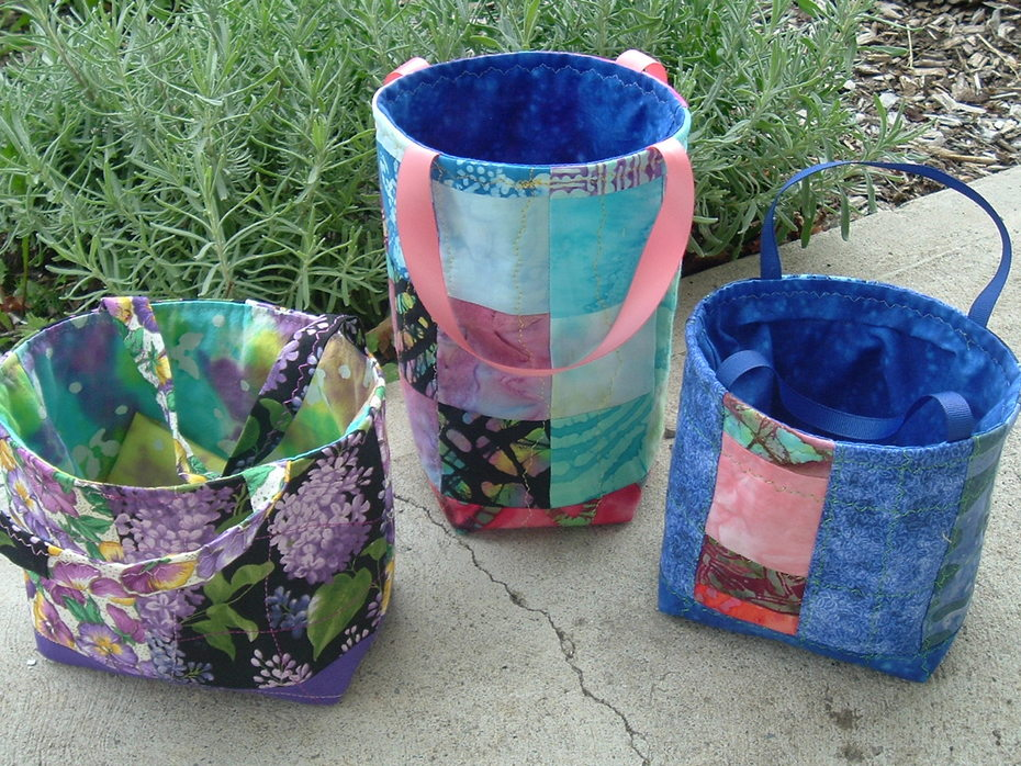 Scrappy Gift Bags