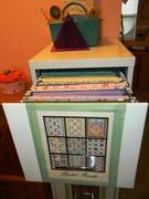 My fabric 'files'