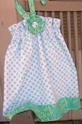 New Summer Halter Dress