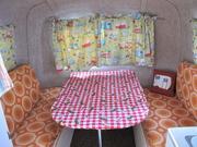 Summer Sewing + Camping