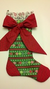 Unique One of a Kind Christmas Stockings