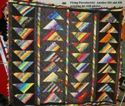Flying Pterodactyls Quilt