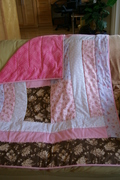 My second baby quilt