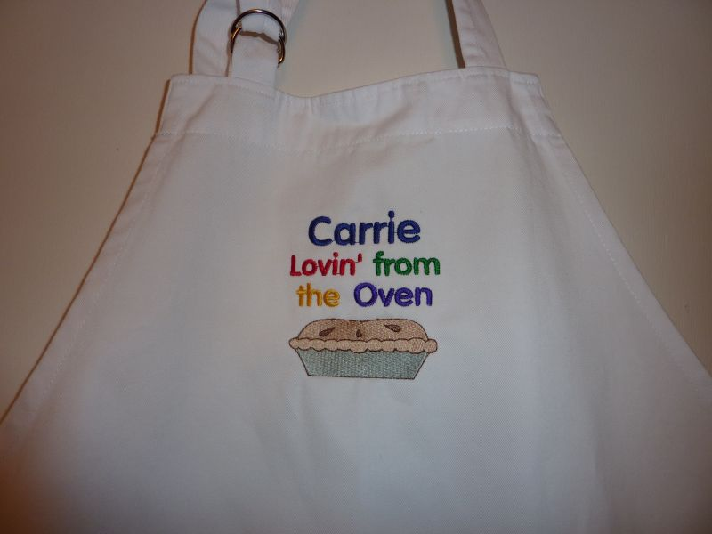 Carrie's Apron