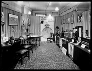 Post Office Telephone Shop, 14 Topsfield Parade, Crouch End | Interior, March 1932