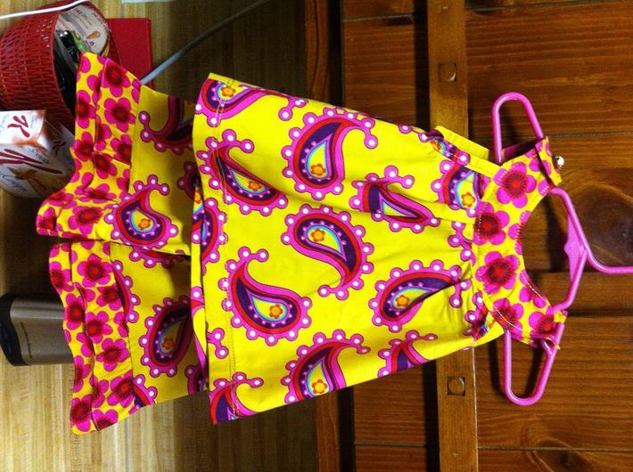 Gold Boutique Pant Set
