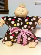 Dinky Baby Pillow Doll