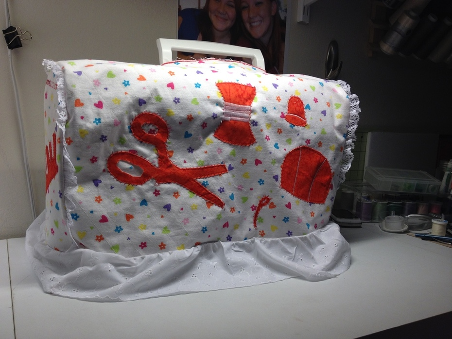 Sewing Machine -Dust Cover
