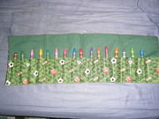 Sports Balls Crayon Roll-up