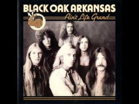 Black Oak Arkansas - Let Life Be Good To You.wmv