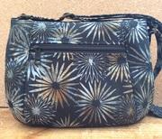 Sunrise Saddle Bag - Rear Zipped Pocket