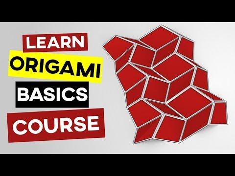 Grasshopper Origami Basics