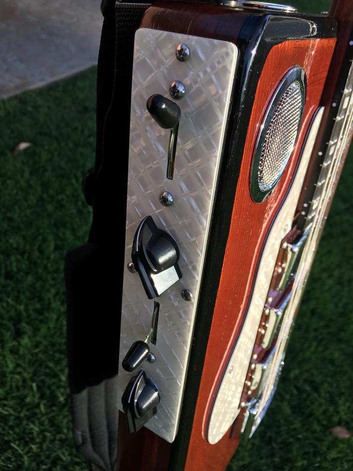 A baritone cigar box guitarDCD6EDA9-E144-4D8D-BCBA-B48A29D76A99