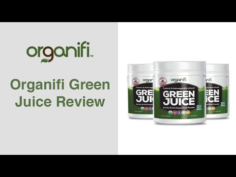 Organifi Green Juice Review - Is it really worth Your Money?
