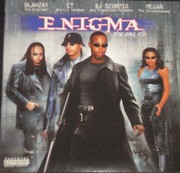 Enigma Mix cd Cover
