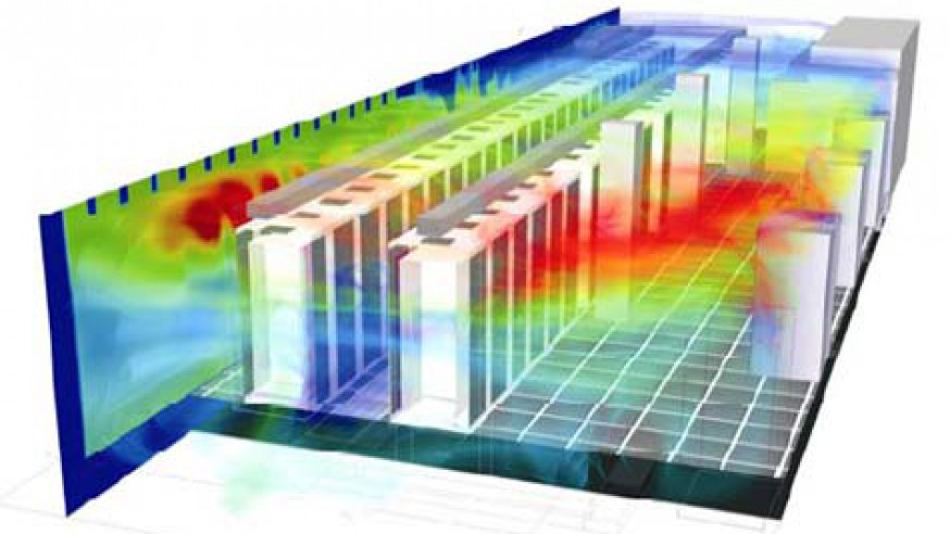 Thermal Management of Data Centers