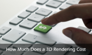 How much does a 3D rendering cost?