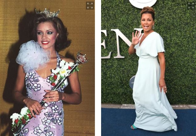 Vanessa Williams Returns to Miss America Pageant as a