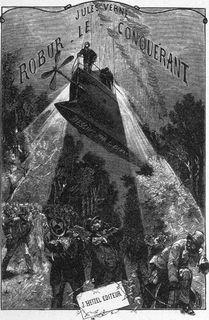 Jules Verne's Robur the Conqueror